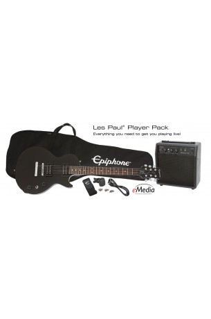 Epiphone Player Pack Special II Black
