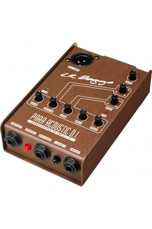 L.R. Baggs Para Acoustic D.I. Eq/Direct Box