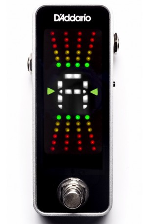 D' Addario PW-CT-20 Chromatic Pedal Tuner
