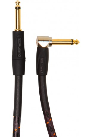 Roland RIC-G20A Cable Gold Plated 6m