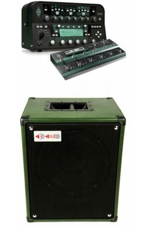 Kemper Profiler Head + Remote Bundle + RED SOUND RS-LG12 Active Bundle