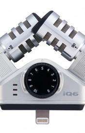 Zoom Microfono IQ6-WH